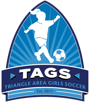 Interested in all-girls' teams?  Triangle Area Girls Soccer (TAGS) is the place for you!