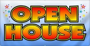 Open House Tuesday Sept. 4th - 6-8pm