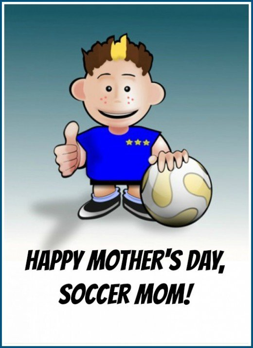 Happy Mother's Day to all of our Rainbow Soccer Moms!